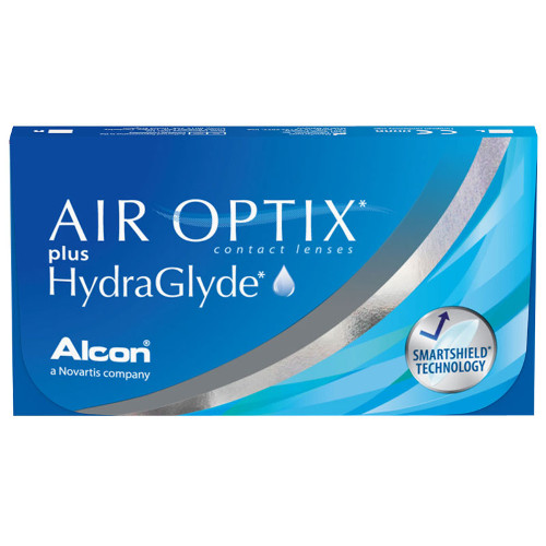šošovky Air Optix Plus HydraGlyde