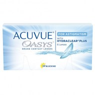 šošovky Acuvue Oasys for Astigmatism